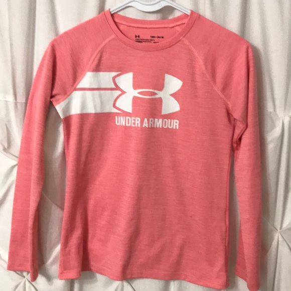 Under Armour Other - Under Armour long sleeve loose shirt size YMD